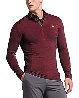 Nike Seamless Wool Half-Zip Men's Golf Shirt (677)