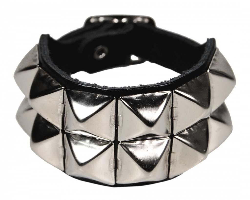 Wristband Pyramid Studded