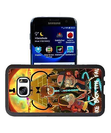 Tasche für Samsung Galaxy S7 Edge Gravity Falls Disney Ultradünnen