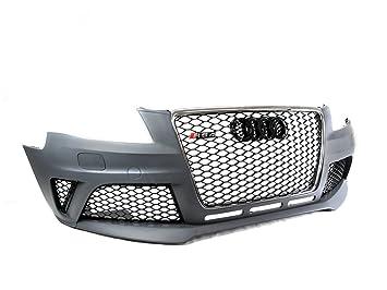 09-12 Audi A4/S4 B8 RS4 Style Front Bumper Conversion Kit w