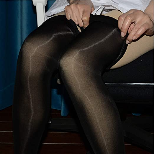 7af374f6e6563 Tomtop201309 Super Elastic High Gloss Shiny Pantyhose Sheer Stockings  Tights Hosiery Hose Black (Black)