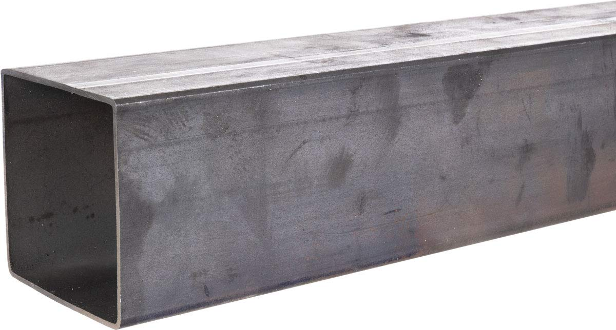 Rohstahl L/änge 100 cm SPR-07-100 Seilwerk STANKE Stahl Profilrohr Stahlrohr Vierkantprofil 60x30x2 mm