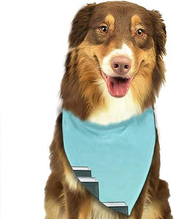 Amazon Com Zhang Cute Dog Bandana Washable And Reusable Puppy And Pet Bandanas Gray And White Digital Wallpaper Pet Supplies