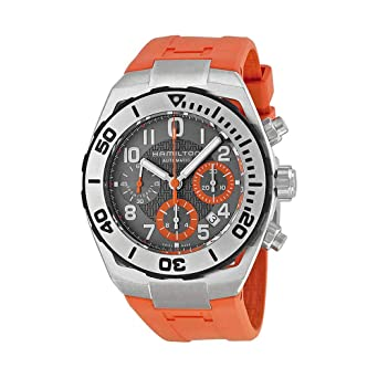 Hamilton Khaki Navy Sub Automatic Chronograph Mens Watch H78716983
