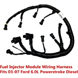 amazon.com: oe ford 5c3z12b637ba 6.0l diesel engine wire wiring harness  pigtail connector: automotive  amazon.com