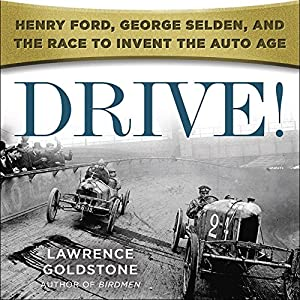 Drive! Audiobook