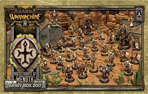 Warmachine: Protectorate of Menoth Army Box 2017