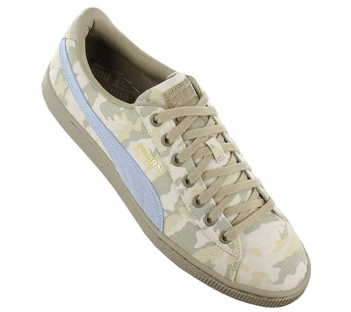 57aad99a55 Puma Basket Classic Camo Herren Schuhe Camouflage Sneaker Turnschuhe:  Amazon.de: Schuhe & Handtaschen