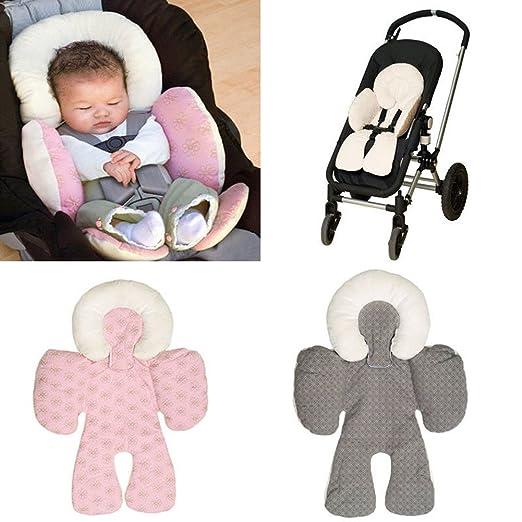 Amazon.com: Infant Cabeza Cuerpo Apoyo Almohada bebé recién ...