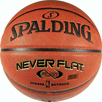 Spalding NeverFlat Premium Composite Basketball