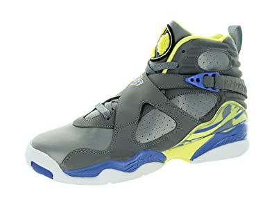 the best attitude ffcae 3f138 Amazon.com | Nike Jordan Kids Air Jordan 8 Retro (GS) Cool ...