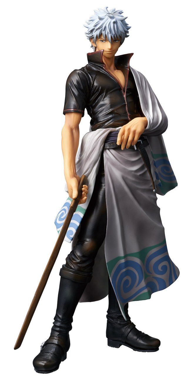 Gintama MASTER STARS PIECE Sakata Gintoki figure (japan import)