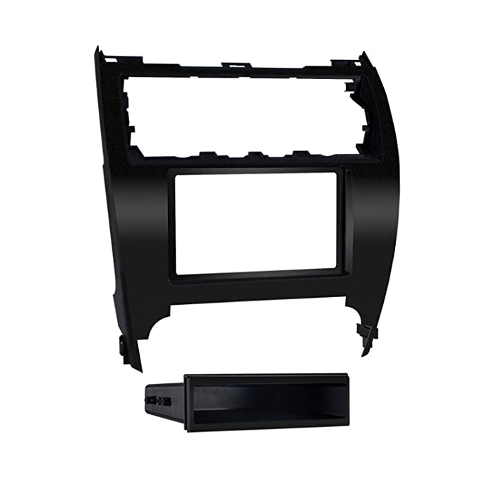 Metra 99-8232B 2012-Up Toyota Camry ISO Single/Double DIN Dash Installation Kit
