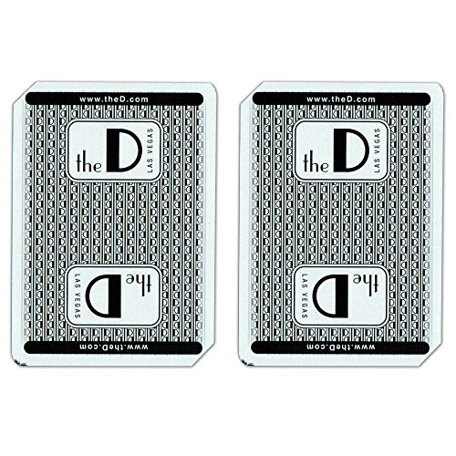 - Single Deck Used in Casino Playing Cards - The D Las Vegas