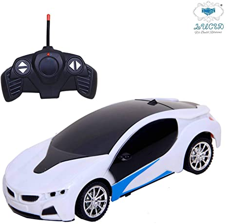 LUCID...We Build Relations Car with 360' Ground Movement & 3D Light (Multi Colour)…