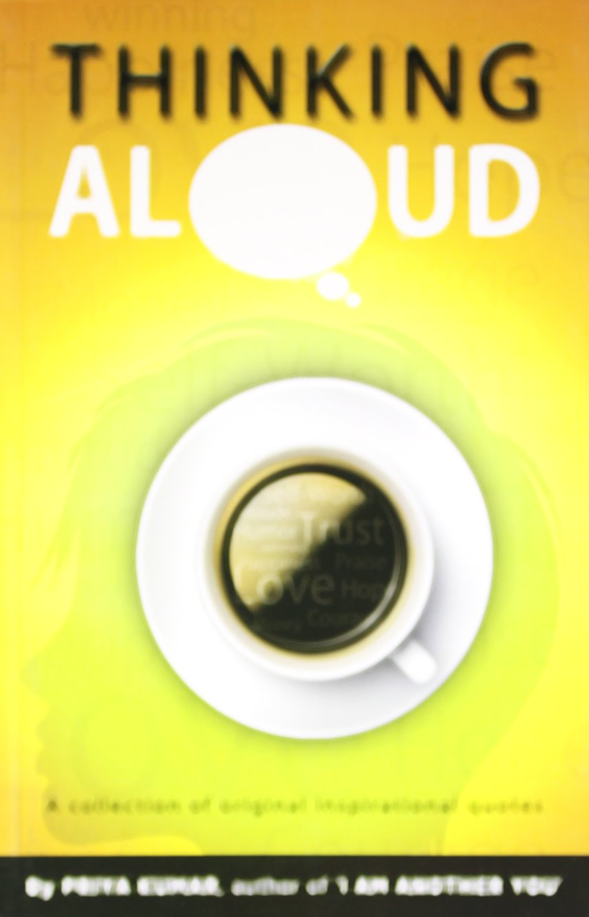 Read Online Thinking Aloud: a Collection of Original Inspirational Quotes pdf