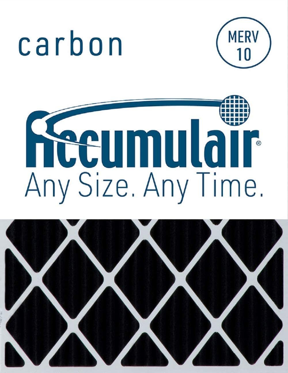 19.5x22.5 Accumulair Carbon 20x23x1 Odor eliminating Air Filter//Furnace Filter