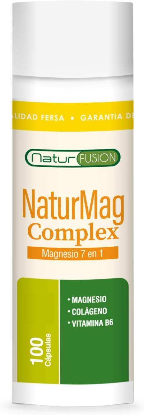 Magnesio Puro + Colágeno + Vitamina B6 | Elimina los Dolores ...