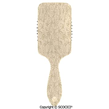 Amazon.com: Hair Brush with Air Cushion Combs Doodle Style ...
