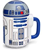 R2D2 Sculpted Ceramic Mug