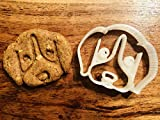 Free Thought Designs Molly the Beagle Cookie Cutter and Dog Treat Cutter – Dog Face Review