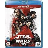 Star Wars: The Last Jedi [Blu-ray 3D + Blu-ray]