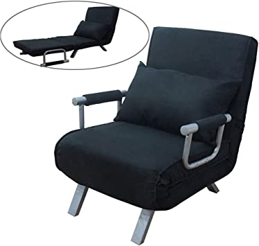 Amazon.com: FCH silla plegable de sofá cama convertible Arm ...