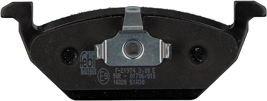 pack of four febi bilstein 16404 Brake Pad Set
