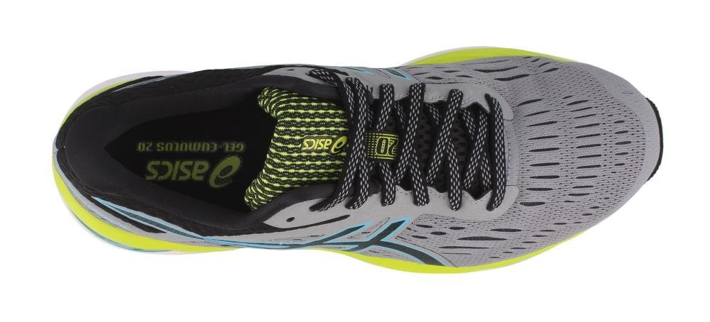 ASICS Women's GEL-Cumulus B(M) 20 Running Shoe B077MTKN6X 6 B(M) GEL-Cumulus US|Stone Grey/Black cd9c92