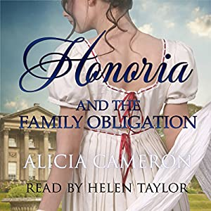 Honoria and the Family Obligation Audiobook