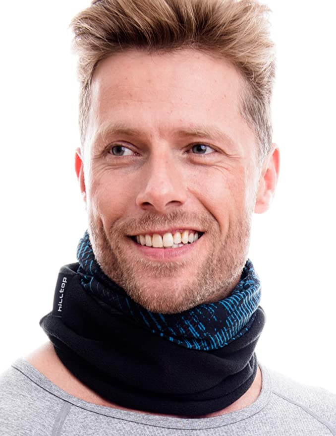 Hilltop Polar Multifunktionstuch Fleece Cooles Design In Aktuellen Trendfarben Farbe Design 355 1 Bekleidung
