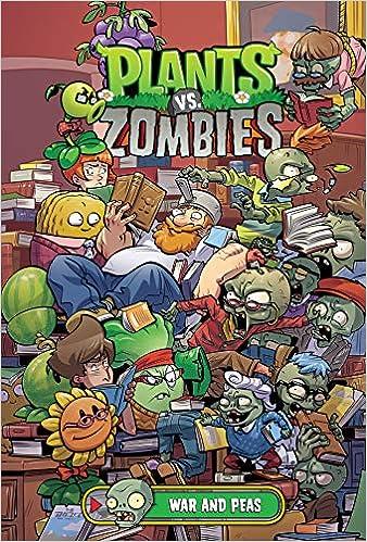 Plants vs  Zombies Volume 11: War and Peas: Amazon co uk