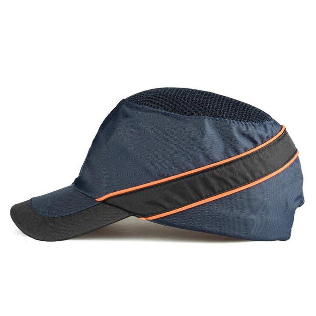 Flameer PE Bump Caps Safety Helmet Navy Blue by Flameer (Image #8)