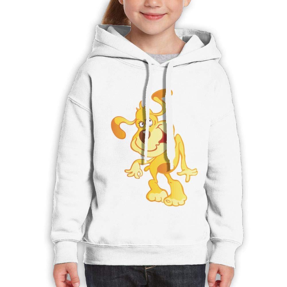 Funny Cute Tiger Kids Hoody Print Long Sleeve Sweatshirt Girl