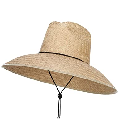 20774c3b2ab Solid Wing Men s Crushed Safari Straw Hat - Light Natural OSFM at Amazon  Men s Clothing store