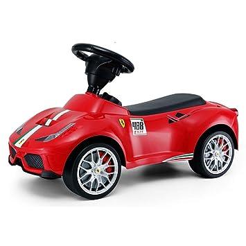 Los niños de cuatro ruedas giran en ABS música de coche columpio ...