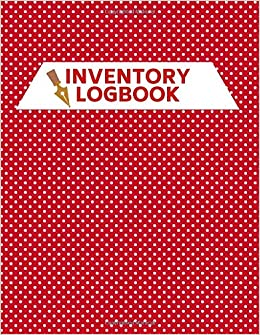 inventory logbook track inventory level inventory movement in and