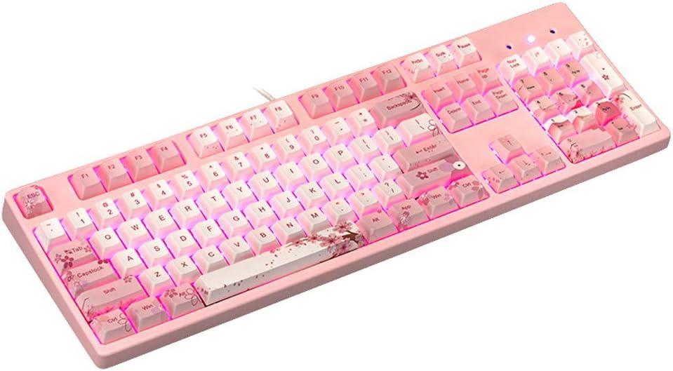 SELCNG 104 Waterproof and dustproof Mechanical Keyboard