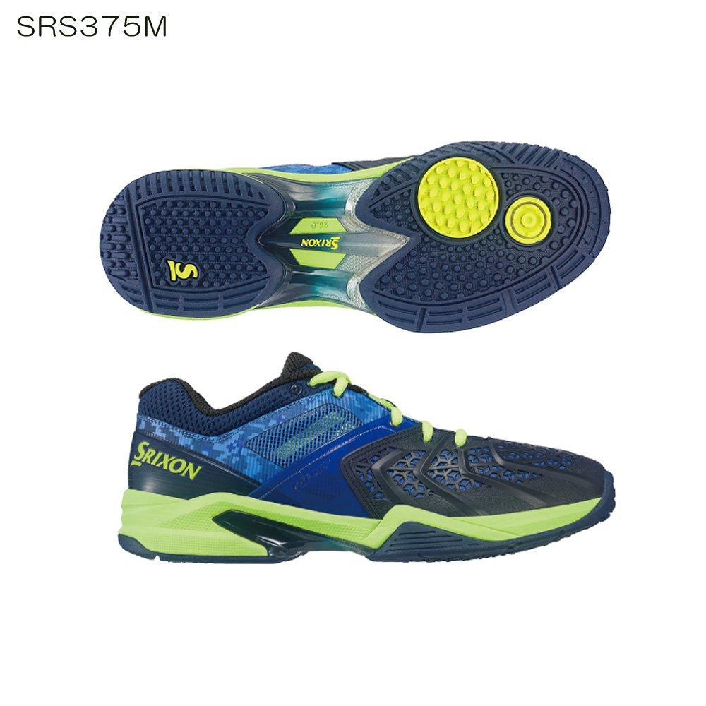 スリクソン(SRIXON) テニスシューズ プロスパイダー アルファ グリップ2 SRS375MBL B075YWH6MC SRS375MBL アルファ SRIXON オムニクレーコート 2017年10月発売 27.5cm B075YWH6MC, 米沢市:c4aba3bc --- cgt-tbc.fr