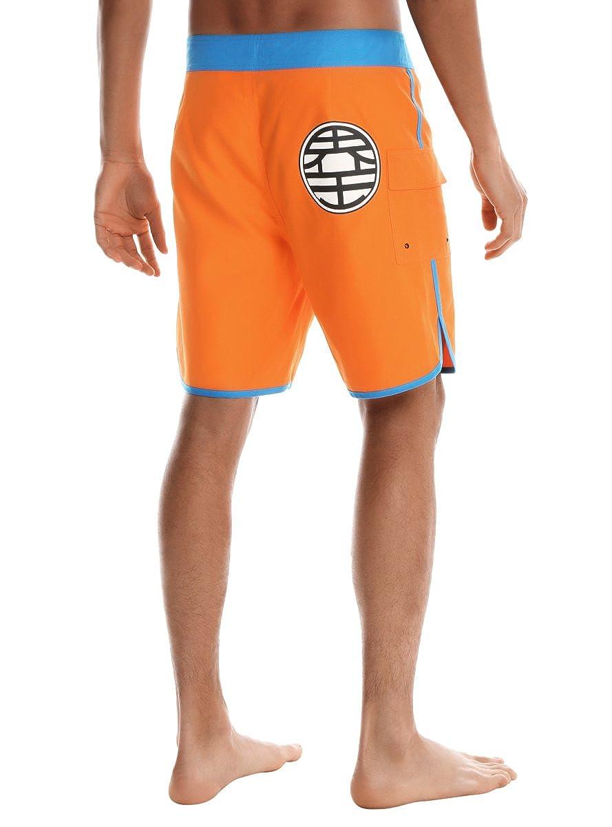 b665464c57ffb Dragon Ball Z Cosplay Swim Trunks | Amazon.com