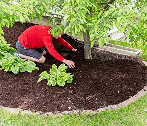Premium garden weed barrier landscape fabric by for 50ft garden design