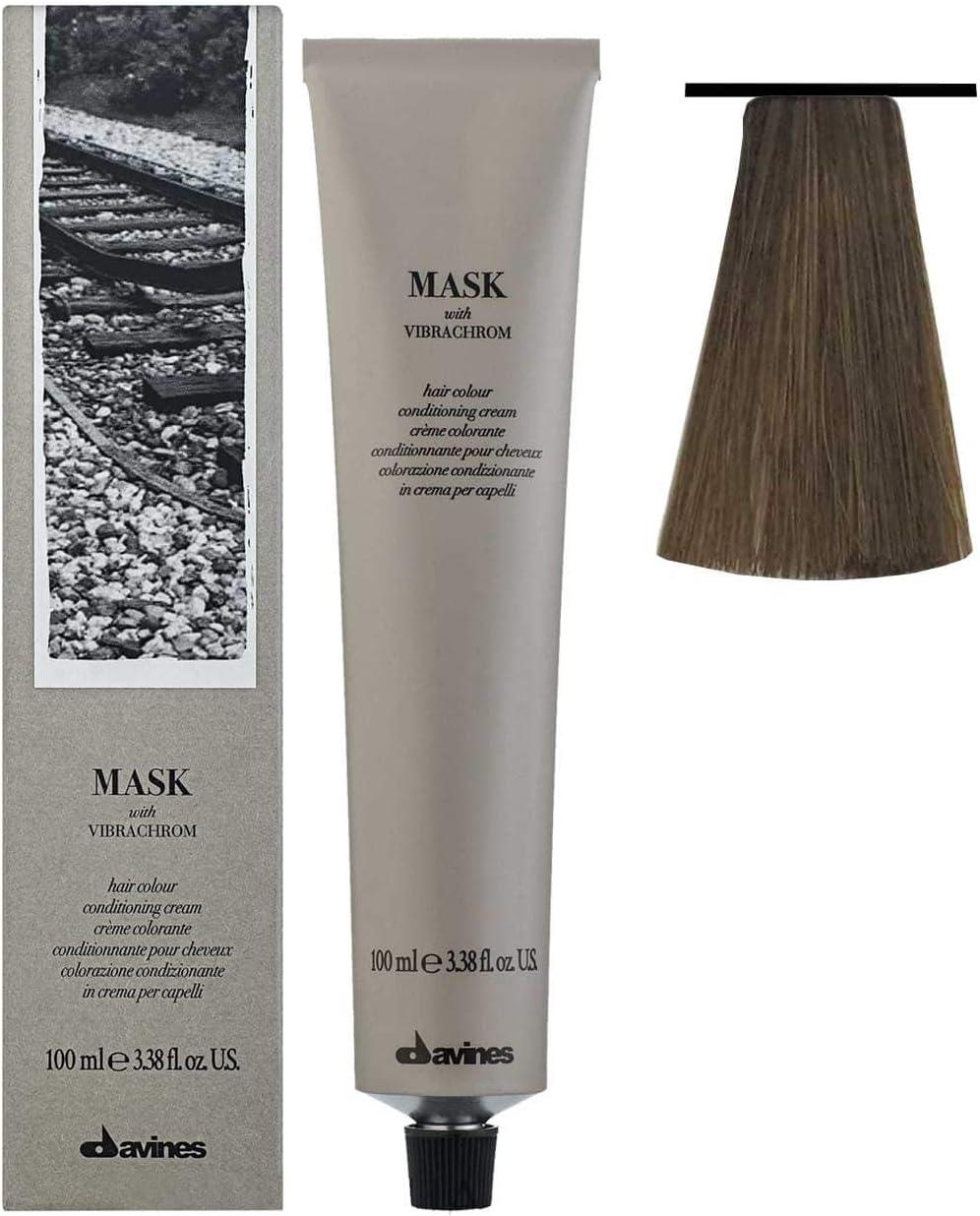 Davines Mask With Vibrachrom 6.3 Tinte - 100 ml: Amazon.es ...