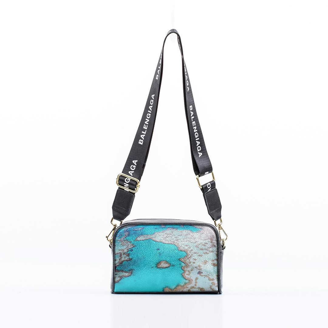 A Beautiful Birds Eye View Of The Green Sea Teen Girls Fashion Bags Fashion Designer Bags For Women With Adjustable Long Strap Crossbody Tote Bags Bags Girls Fashion Mens Crossbody Messenger Bag