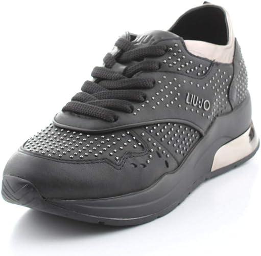 Liu Jo Chaussures Femmes Baskets B69025P010222222 Karlie