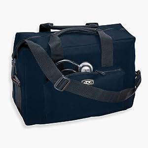 ADC - 1024N 1024 Nurse/Physician Nylon Medical Equipment Instrument Bag Navy