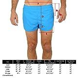 VBRANDED Men's Side Split Running Shorts with Mesh