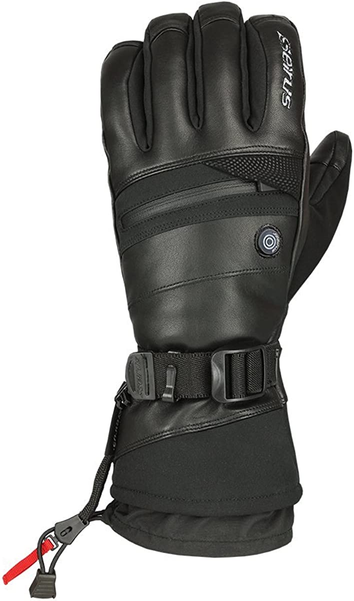 M Seirus 1083 Womens Heat Touch Hellfire Glove Black