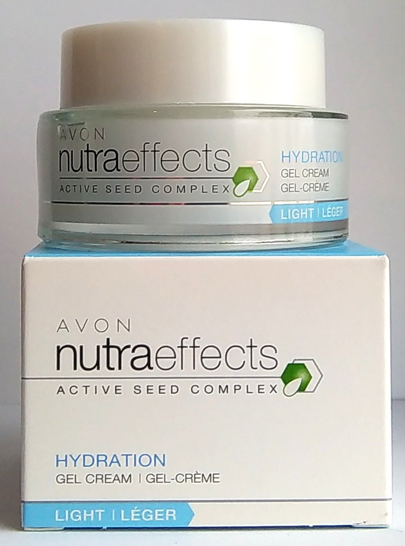 AVON Nutraeffects Hydration Gel Cream 50ml - 1.7oz