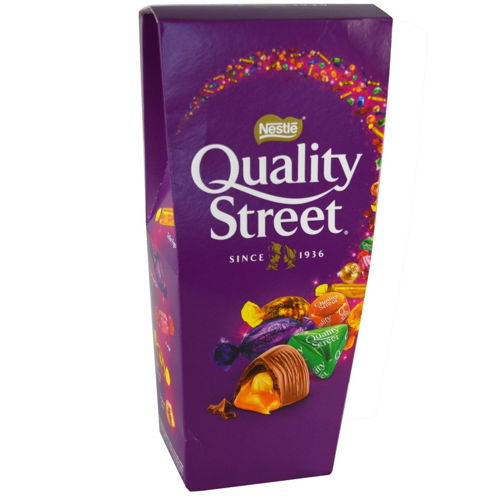 Nestle - Quality Street Box - 265g (Case of 6) by Nestle
