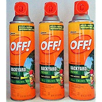 Amazon.com : Off Yard and Deck Insect Repellent - 16 Ounce ...